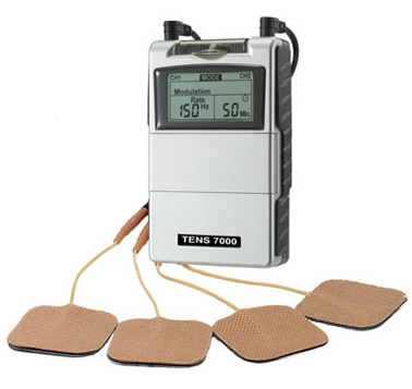 Proven to be the most durable and easy-to-use TENS unit